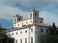 The Villa Medici, the official home of the French Académie in Rome since 1803