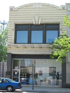 Chess Studios, 2120 South Michigan Ave., Chicago, later Willie Dixon's Blues Heaven Foundation (photo 2009)