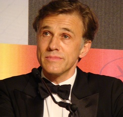 Christoph Waltz at the 2009 Cannes Film Festival
