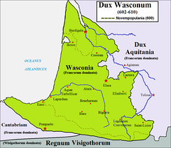 Duchy of Vasconia (602-610)