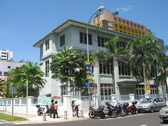 The Elections Department (building pictured) is responsible for managing the conduct of elections in Singapore