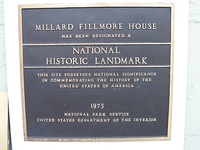 The house is designated a National Historic Landmark.