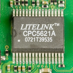 Phone Line Interface IC IXYS Litelink CPC5621A