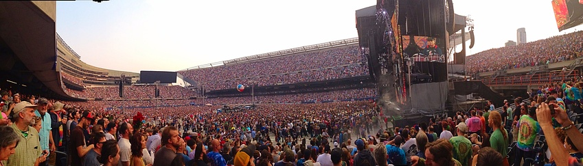 Fare Thee Well at Soldier Field, Chicago, Illinois