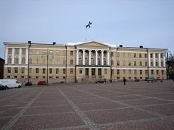Main building of the University of Helsinki