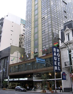 The Hotel Bauen in Buenos Aires, occupied and self-managed since 2003
