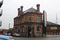 The Marble Arch Inn, home of the Marble Brewery in Manchester