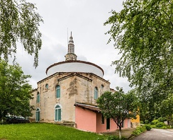 Ahmet Bey Mosque in Razgrad.