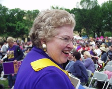 Sarah Weddington at March for Women's Lives 2004.JPG