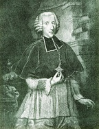 Prince-Bishop Philipp Gotthard von Schaffgotsch, 45th bishop on the see.