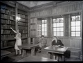 Shakespeare Room, Mitchell Building, 1943