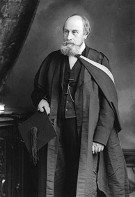 Sir John William Dawson, Principal of McGill University, 1855–1893