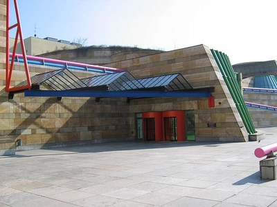 Complexity and Contradiction. The Neue Staatsgalerie by James Stirling in Stuttgart, Germany (1977-84).