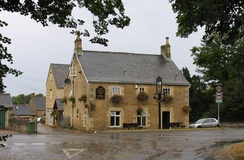 The Coach House, formerly the Halfway House