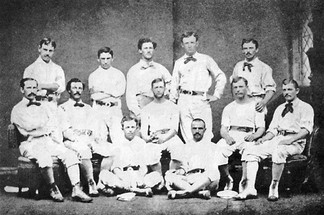 The 1874 Philadelphia Athletics