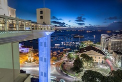 Salvador, capital of Bahia state, is the center of Afro-Brazilian culture, and one of the top destinations by Brazilian nationals and international tourists.