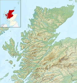 Inverness is located in Highland