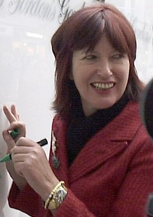 Janet Street-Porter at station.jpg