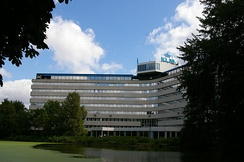 KLM head office