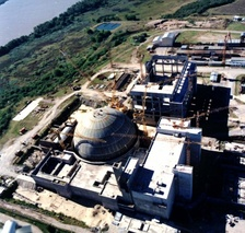Atucha Nuclear Power Plant was the first nuclear power plant in Latin America.[185] The electricity comes from 3 operational nuclear reactors: The Embalse Nuclear Power Station, the Atucha I and II.