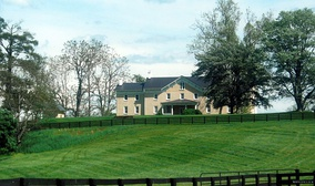 The Scrutons owned Montpelier, near Sperryville, Virginia, from 2004 to 2009.[90]
