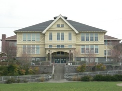 The Seward School, Seattle, Washington.