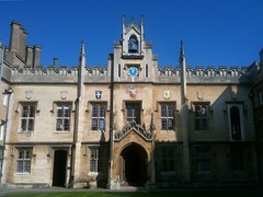 The Chapel, Sidney Sussex College