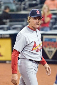 The loss by the Cardinals in the series meant Tony La Russa failed to join Sparky Anderson as managers of World Series championship teams in both leagues. He would however achieve this in 2006.