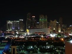 The city is a major music production city and attracts many annual music festivals, such as Ultra Music Festival