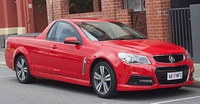 2014 Holden VF Commodore Ute