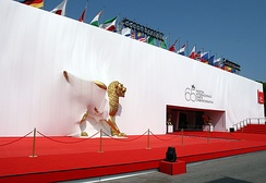 The 65th Venice International Film Festival. The Golden Lion is awarded to the best film screened in competition at the festival.