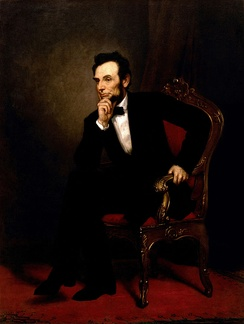 Abraham Lincoln, 16th President of the United States, 1861–1865