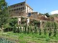 The Mas Can Masdeu, in Collserola on the outskirts of Barcelona