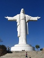 Cristo de la Concordia in Bolivia, claimed to be the largest statue of Jesus ever made