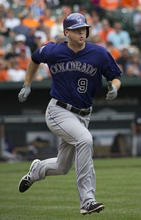 DJ LeMahieu played on Harwich's 2008 CCBL championship team