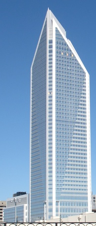 Duke Energy Center in Charlotte, North Carolina home of Wells Fargo Securities[55]