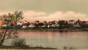 East side in 1905