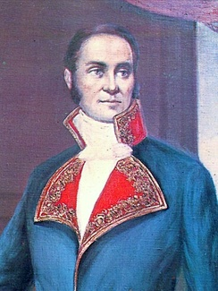 Fulgencio Yegros, first Consul of Paraguay and Francia's nemesis