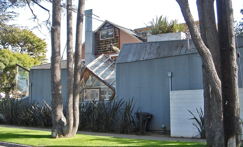 Gehry residence in Santa Monica (1978)