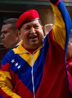 "Slovakia's Vladimír Mečiar and Venezuela's Hugo Chávez are examples of populists who were elected to office and then had to shift their concepts of ""the elite"" to account for their own newly elite status.[59]"