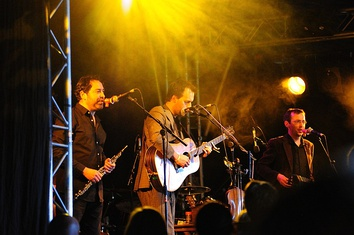 Jon Boden & The Remnant Kings Live at Catton Park