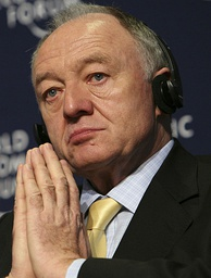 Former Mayor Ken Livingstone