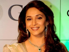 Madhuri Dixit in 2012. She is often regarded as one of the greatest actresses of Indian cinema, for her critical and commercial success during the 1980s and 1990s.