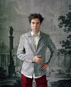 Rufus Wainwright by Oliver Mark, Berlin 2010