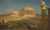 The Parthenon, 1871, The Metropolitan Museum of Art