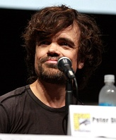 Peter Dinklage won in 2011 for his performance on Game of Thrones as Tyrion Lannister.