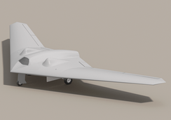 RQ-170 Sentinel stealth unmanned aerial vehicle reconnaissance aircraft