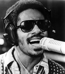 Stevie Wonder became one of the most popular R&B artists during the 1970s.