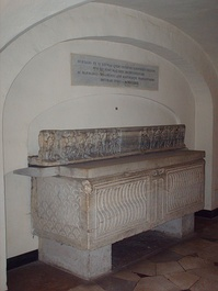 Tomb of Pope Pius VI