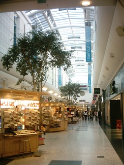 Ground floor in the White Rose Centre